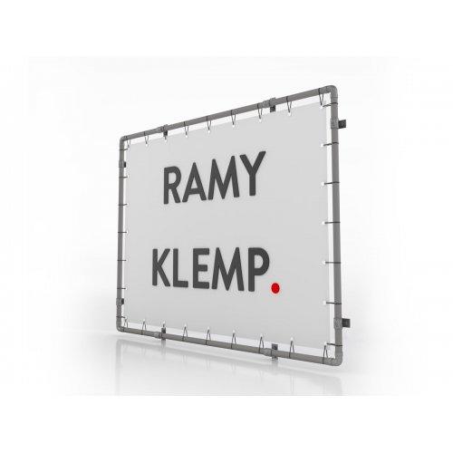 Rama banerowa Klemp - 400x300 cm