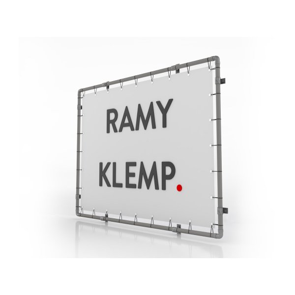 Rama banerowa Klemp - 504x238 cm