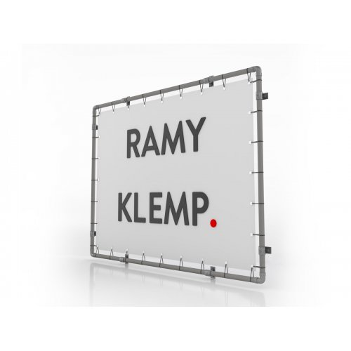 Rama banerowa Klemp - 600x300 cm