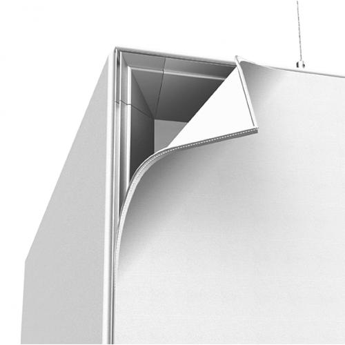 Rama przestrzenna Box - 200x200x200 cm