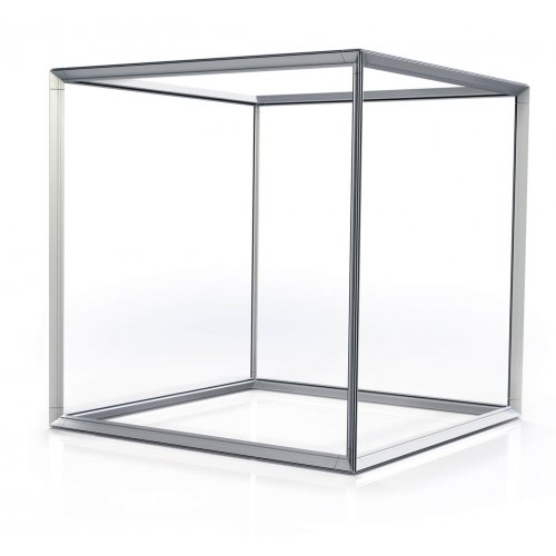 Kostka reklamowa Cube Box 150x150x150 cm